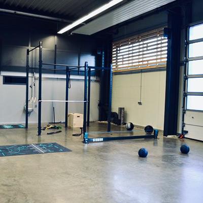 Oskars Open Gym